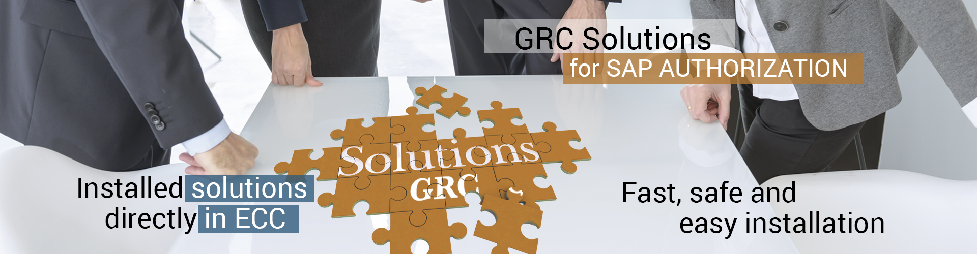 GRC Solutions for SAP authorizations